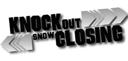 KnockOut Snow Closing